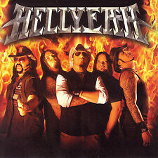 Hellyeah by Hellyeah (CD, Epic (USA)) Promotional Copy