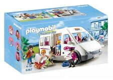 Brand New In Box Playmobil Hotel Shuttle Bus 5267 Summer Fun