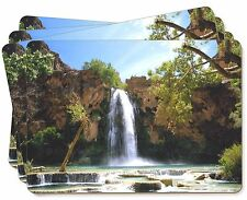 Waterfall Picture Placemats in Gift Box, W-1P