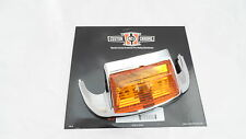 Fender Light Assembly Amber for Harley-Davidson FL