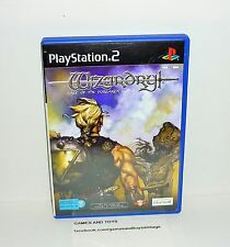 JEU PS2 COMPLET  WIZARDRY TALE OF THE FORSAKEN LAND