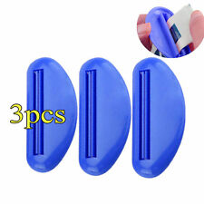3pcs Easy Squeezer Tube Rolling Holder Toothpaste Dispenser Devices For Bathroom