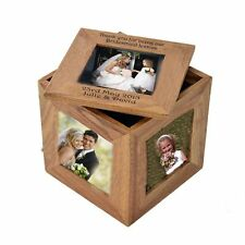Personalised engraved Bridesmaid Gift keepsake box by Cellini gifts #2