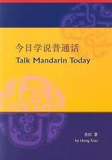 Talk Mandarin Today (Book Only), Xiao, Hong, Good Book
