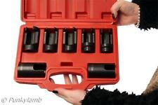 7pc Diesel Injector Remover Socket Set Siemens & Bosch Nozzles Citroen Peugeot