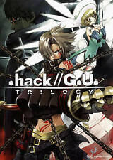 .hack // G.U. Trilogy DVD W/Slipcover - Usually ships in 12 hours!!!