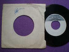 SANTABARBARA Recuerdo De Mi Niñez SINGLE AVANCE PROM0 TEST PRESSING 1973