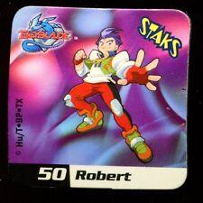 STAKS STAKS AIMANT MAGNET BEYBLADE N°  50 ROBERT