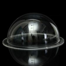 6 Inch Outdoor / Indoor Clear Acrylic Camera Dome Housing Cover CCTV Replacement
