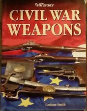 CIVIL WAR WEAPON ID GUIDE COLLECTOR'S REFERENCE BOOK 300+ color photos