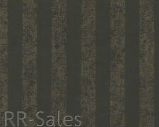 Green Forest Speckled Stripe Man Vintage Rustic Double Roll Wallpaper Wall Cover