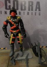 GI JOE ~ 2005 IRON GRENADIER ~ MINT COMPLETE ~ 05 CONVENTION JOECON 2005