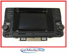 VW Polo 6c 6r radio composition Colour 6c0035869a Bluetooth FSE phone Touch DAB +