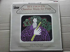 BEETHOVEN CHAMBER MUSIC FOR FLUTE - RAMPAL LP TV 34059S