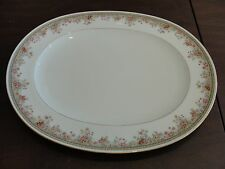 NORITAKE MORNING JEWEL LRG OVAL PLATTER 15 1/4""