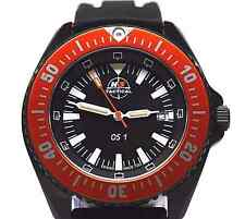 H3 TACTICAL ORANGE SHADOW 1 TRITIUM DIVER 300 m. MENS MILITARY WATCH NEW IN BOX