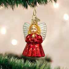 BABY ANGEL Old World Christmas Glass Ornament