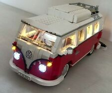 USB LED LIGHT KIT FOR LEGO VW VOLKSWAGEN T1 CAMPER VAN 10220   *MAN CAVE*