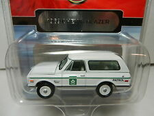 Johnny Lightning GOLD SERIES Club Ex = 1969 Chevy Blazer FORSET PATROL *NIP*