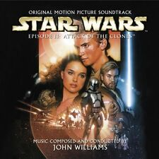 Star Wars Attack Of The Clones - Original Score - John Williams