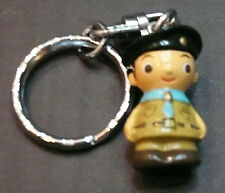 SCOUTS OF JAPAN (NIPPON) - Boy Scout Figure Figurine Key Ring