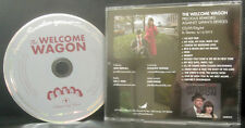The Welcome Wagon - PRECIOUS REMEDIES AGAINST.. Promo Advance Release CD [2012]