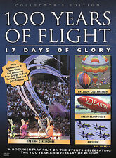 100 Years of Flight: 17 Days Of Glory DVD NEW SEALED