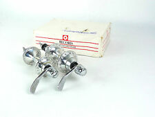 Campagnolo C Record hub Set 32H 126mm English Thread Vintage Racing bicycle NOS