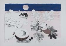 "Mary Fedden ""Figs"" 1972 Lithograph - Hand-signed by Artist"