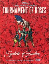 The 75th year of the Tournament of Roses : Official 1964 Program, Symbols of F..