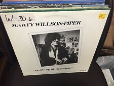 """Marty Willson-Piper On the Tip of My Tongue 12"""" vinyl promo 1988 RYKO The CHURCH"""