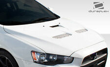 08-15 Mitsubishi Lancer EVO X Look Duraflex Body Kit- Hood!!! 106958