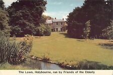 BR82910 the lawn holybourne run by friends of the elderly  uk