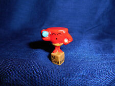 MR STRONG Mr MEN LITTLE MISS Mini Figurine French Porcelain FEVES Figure Mister