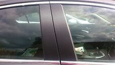 Vauxhall Insignia Carbon Fibre Effect Door Pillar Trim Sticker Kit