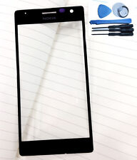 Front Outer Lens Glass touch Screen  for Nokia Lumia 730 735  high quality