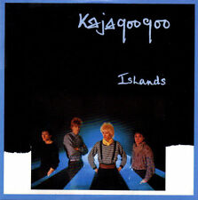 NEW CD Album Kajagoogoo - Islands (Mini LP Style Card Case) LIMAHL