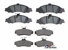 Holden Commodore Brake Disc Pads Front &Rear VT VX VY VZ V6 V8 exc police HSV
