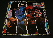 JOE ENGLISH BAND Live  LP 1984 Record NEW SEALED British CHRISTIAN XTIAN ROCK