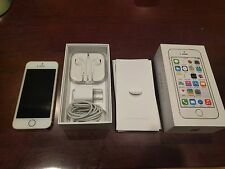 Apple iPhone 5s 16GB Factory UNLOCKED GOLD, Amazing Condition