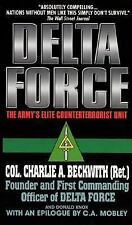 Delta Force by Donald Knox and Charlie A. Beckwith (2000, Paperback)