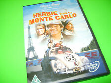 DISNEY HERBIE GOES MONTE CARLO DVD CARS MOVIE FAMILY KIDS BIRTHDAY GIFTS PRESENT