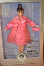 1998 AUDREY HEPBURN HOLLY GO LIGHTLY BREAKFAST AT TIFFANY'S BARBIE DOLL NEW NRFB