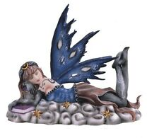"6"" Inch Sleeping Heavenly Fairy Statue Figurine Figure Fantasy Magical"