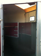 Ifor Williams horse trailer HB505 / HB510 horsebox ramp door seal / trim kit