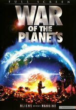 War of the Planets (DVD, 2005)