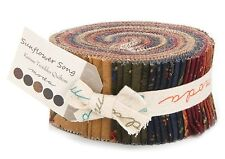 "SUNFLOWER SONG Jelly Roll from MODA - 40 2.5"" factory-cut strips - 9480JR"