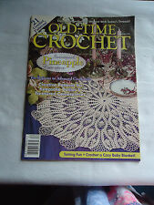 Old-Time Crochet Magazine Back Issue - Summer, 1998