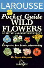 Wild Flowers (Larousse Field Guides),GOOD Book