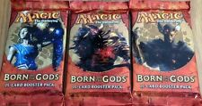 MTG BORN OF THE GODS 2 BOOSTER PACKS FREE SHIPPING